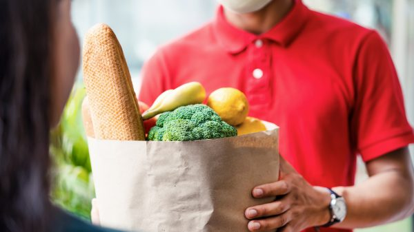 Britain's grocery delivery levels highest in Europe, YouGov reveals