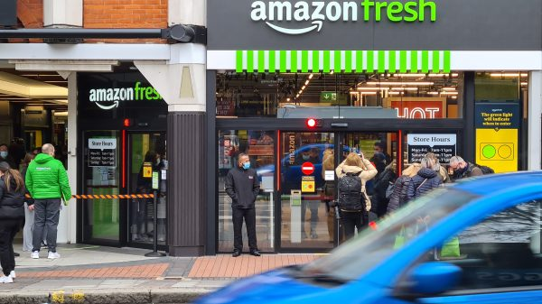 Amazon Fresh opens its first till-less grocery store in London