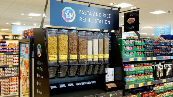 Aldi begins packaging-free products trial in Cumbria