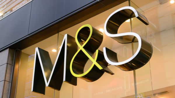 M&S cancels online Christmas food orders in Ireland