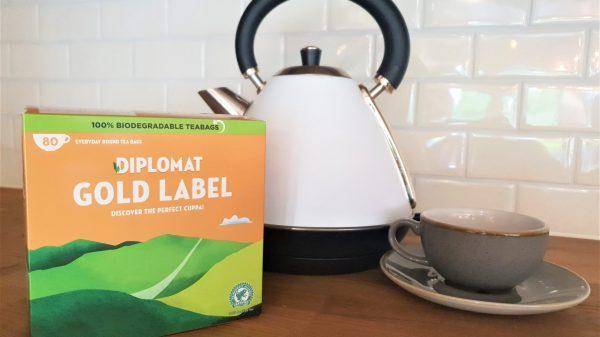 Aldi own-brand tea to remove 1.4bn pieces of single-use plastic