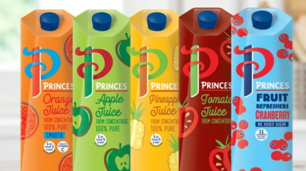 Princes completes first stage of £60m investment