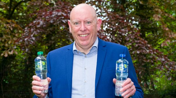 Ballygowan Mineral Water commits to 100% recycled plastic