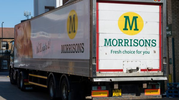 Morrisons warns lorry driver shortage will push up prices