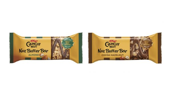 Kellogg's launches new Crunchy Nut 'Nut Butter' range