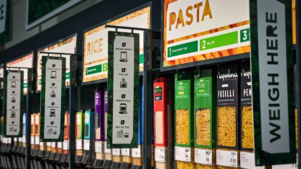 Asda expands refill range at flagship Leeds sustainability store