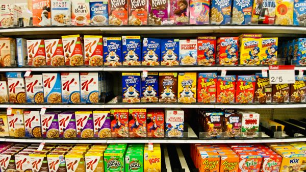 Nestlé Cereals to remove 59 million teaspoons of sugar from cereal brands