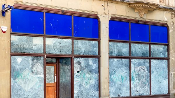 Number of empty shops continues to rise across UK after Covid hit, says BRC