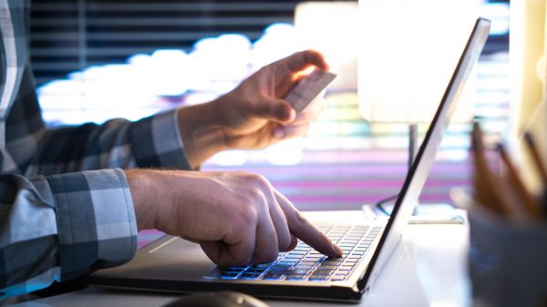 Online shopping scams up by two-thirds