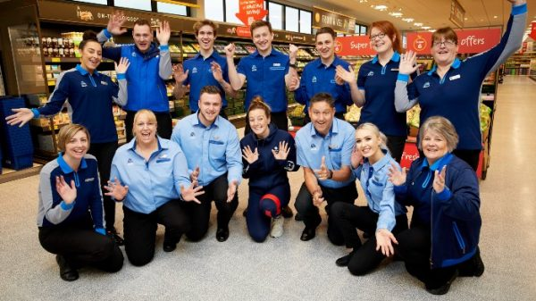 Aldi has revealed it is to create over 2000 new jobs across the UK between now and Christmas.