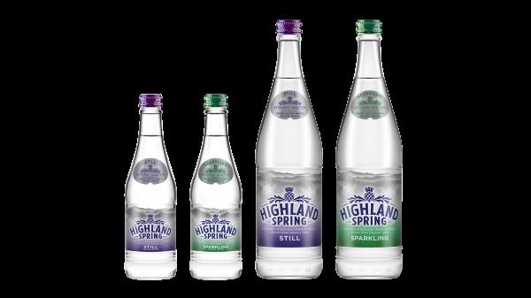 Highland Spring recalls exploding bottles