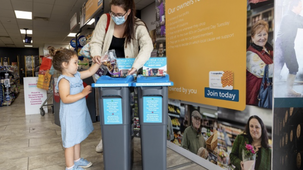 Midcounties Co-operative rolls out soft plastic collection scheme in 200 stores