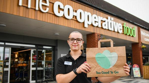 Central England Co-op partners with Too Good To Go to tackle food wastage