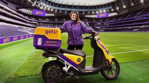 Getir partners with Tottenham F.C