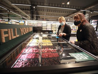 Refill, Reuse, Recycle: How many grocers have set up refillable bays?