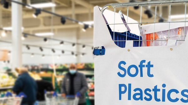 Tesco expands soft plastic collection to all large stores