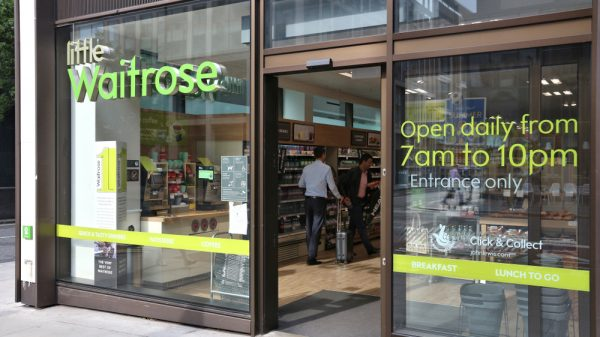 Waitrose reduces plastic across household items