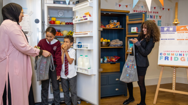 Co-op opens Hubbub's 200th community fridge