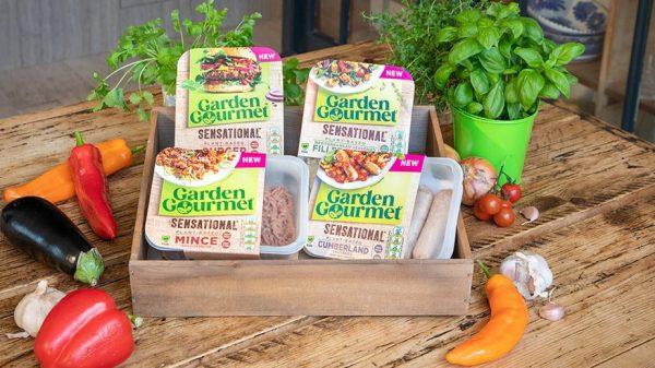 Nestlé launches Garden Gourmet Sensational range
