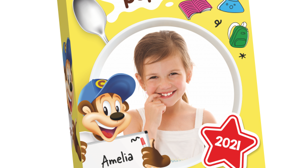 Kellogg's UK launches personalised cereal boxes
