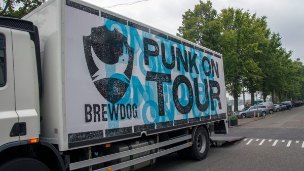 BrewDog launches Japanese venture ahead of IPO