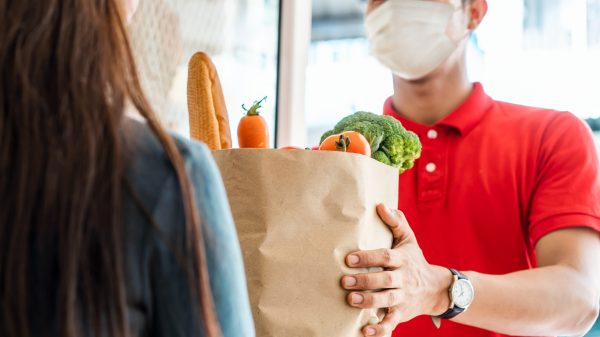 Covid 'fatigue' to hit supermarkets and online shopping
