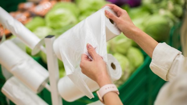 Efforts to reduce plastic grocery packaging harmed by Covid, industry experts claim