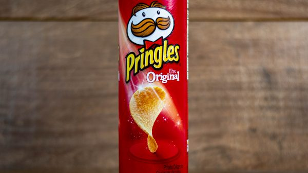 Pringles partners with Movember in support of men's mental health
