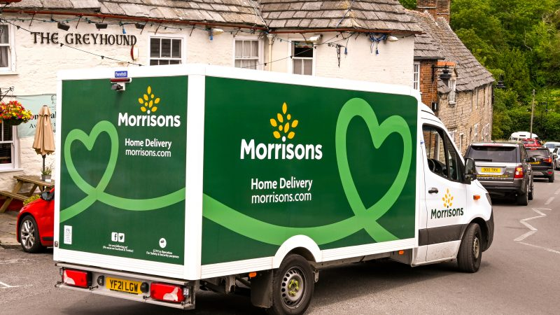 Morrisons boss says no concerns about private equity takeover