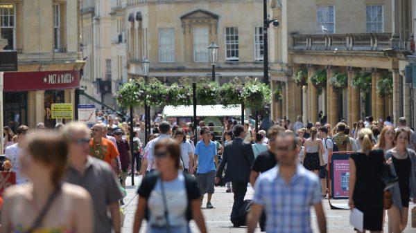 Returning office workers spark high street resurgence