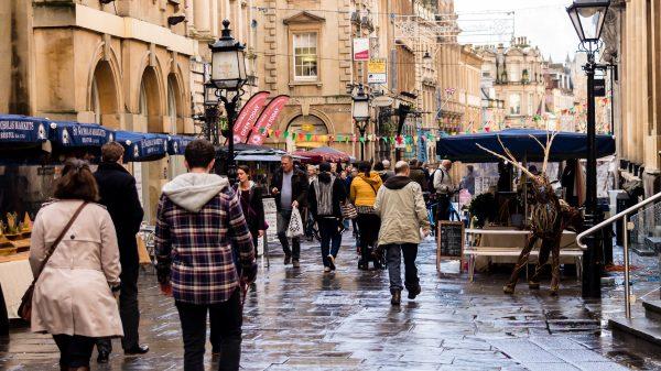 Zapp brings 'urgent-need' groceries to Bristol