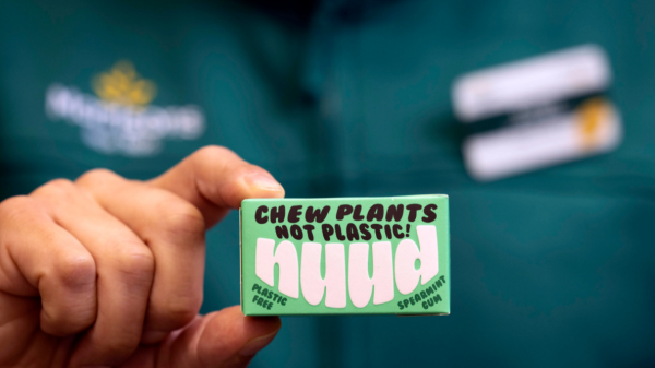 Morrisons backs plastic-free chewing gum, post-Dragon's Den rejection