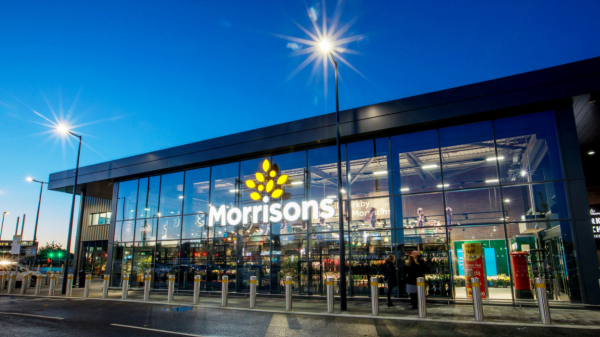 Morrisonshas opened the doors to its new Kirby store, the first supermarket to open in the townin over 40 years.