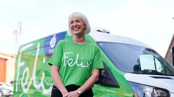 The Felix Project has appointed Charlotte Hill OBE as its new chief executive officer, with effect from January 2022.