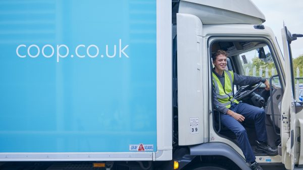 The Co-op has announced it is creating over 300 LGV driver apprenticeships in response to the current driver crisis facing the nation.