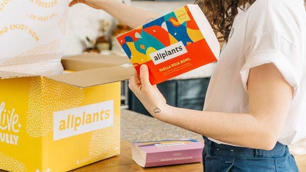 'Flexitarian' startup allplants raises £38m