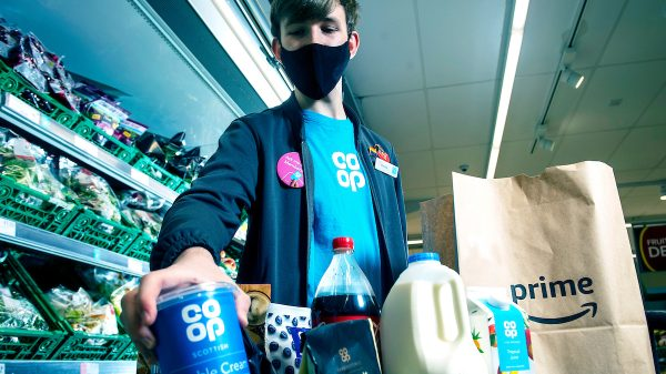 The Co-op has expanded its delivery partnership with Amazon into more stores in Bournemouth.