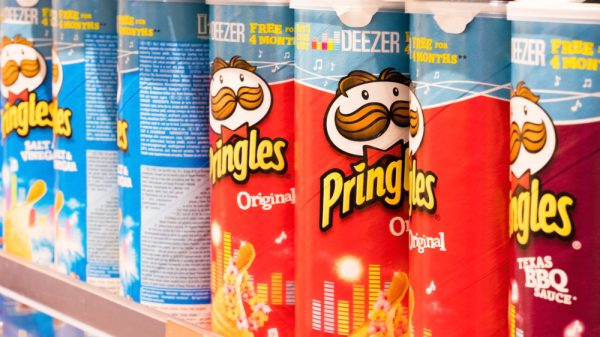 Pringles has announced plans to roll out 500 drop off locations for customers to dispose of its tubes, expanding its partnership with TerraCycle.