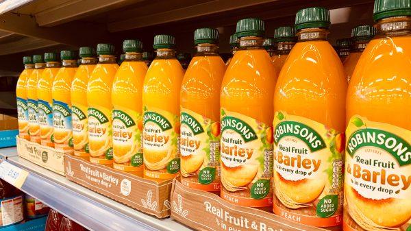 Robinsons haslaunched its newnewFruit and Barley added vitamins range.
