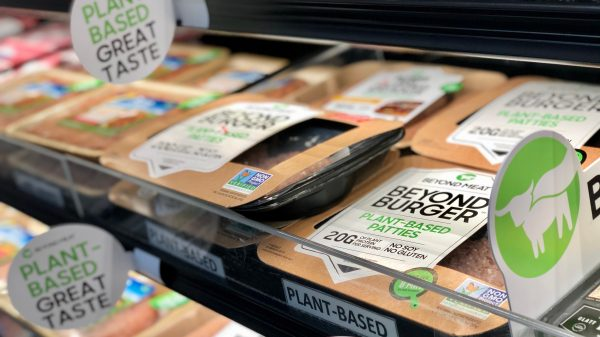 """Vegan giant Beyond Meat is said to be unsure """"what's going on"""" after cutting its third-quarter revenue forecast by up to $34 million"""