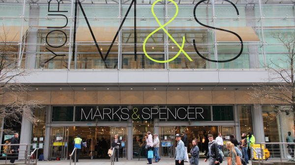 Marks & Spencer is said to be luring customers away from supermarket rivals after a shift towards early Christmas shopping