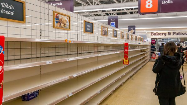 Food shortages are good news, says Tory MP