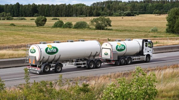 Dairy giant Arla hit by triple whammy of inflation shocks