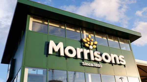 Newcomer Morrisons becomes FTSE 100's standout star