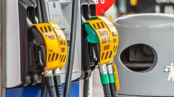 Supermarket visits drop to seven-month low amid fuel crisis