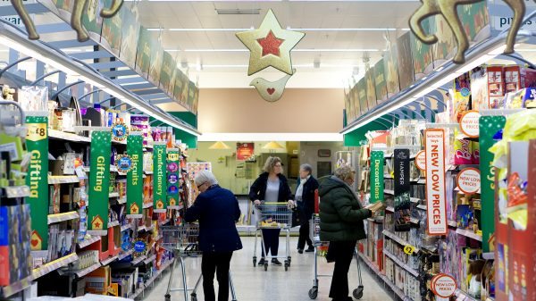 Warnings of Christmas chaos prompt festive panic-buying